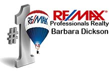 Barbara Dickson — RE/MAX Professionals Realty